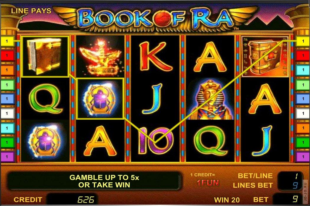 игра казино автоматы без регистрации